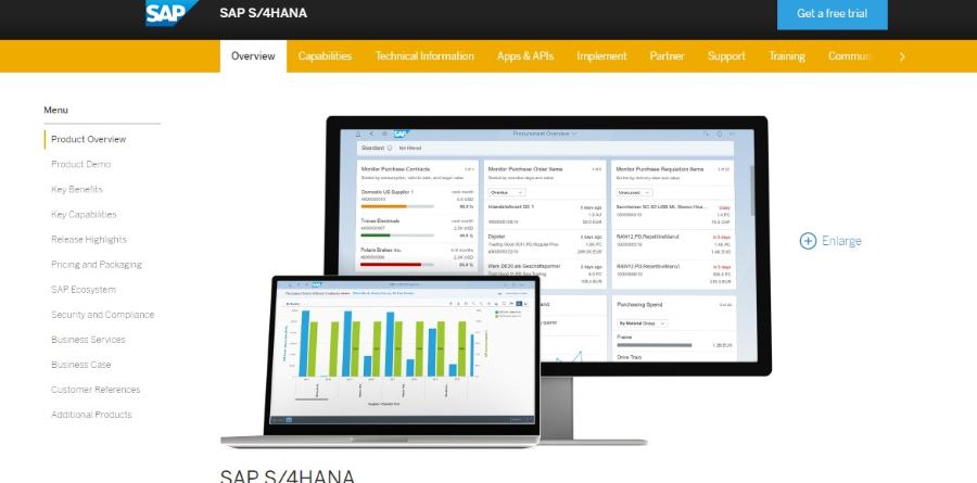 SAP S 4HANA
