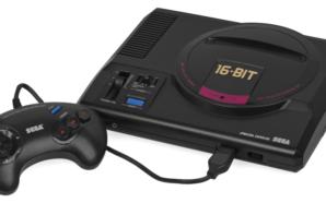 Mega Drive Mini adiado para 2019