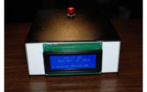 Este despertador tem um Raspberry Pi Zero