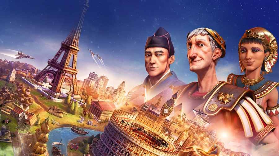 Take-Two Interactive Software Civilization VI