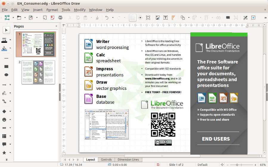 The Document Foundation LibreOffice