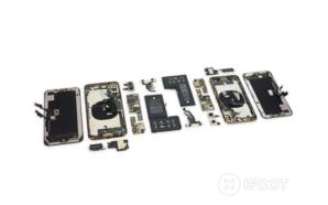 iFixit desmontou os iPhone XS e XS Max