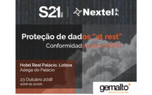 21sec Gemalto Proteção de dados