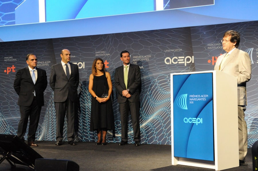 ACEPI Entrega prémio carreira