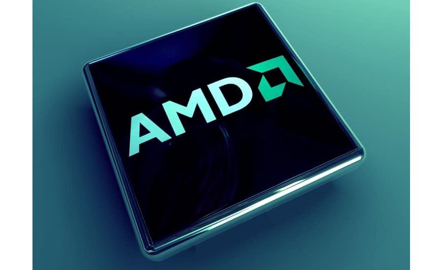AMD Chip New