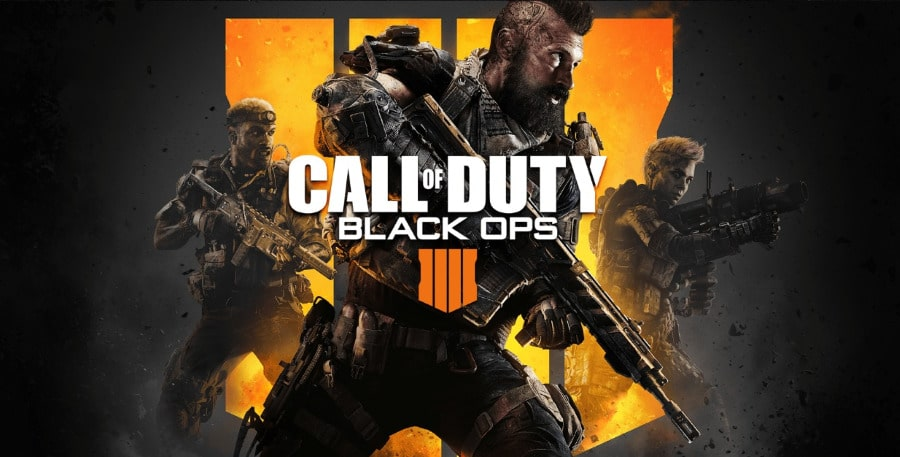 Activision Treyarch Call of Duty Black Ops 4