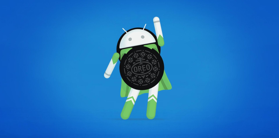 Android Oreo New