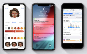 Mais dispositivos com iOS 12