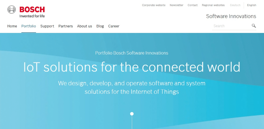 Bosch Software Innovations