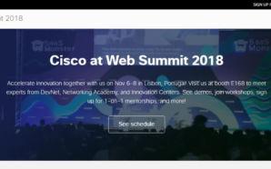 Cisco Web Summit 2018