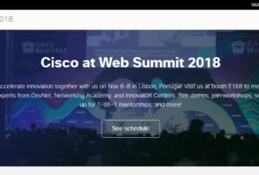 Cisco Web Summit 2018