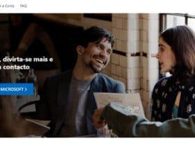 Conta Microsoft