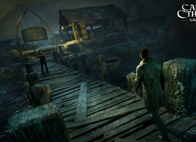 Cyanide Focus Home Interactive Call of Cthulhu