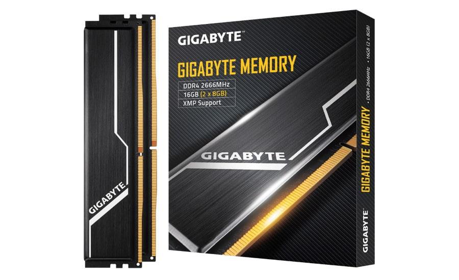 Gigabyte kit DDR4