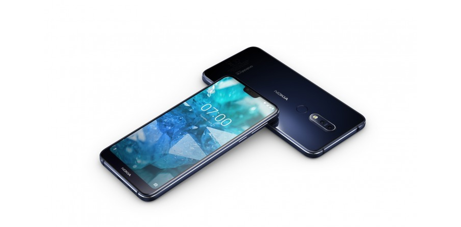 HMD Global Nokia 7.1