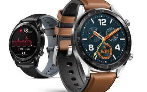 Huawei tem novos smartwatches e pulseira de fitness