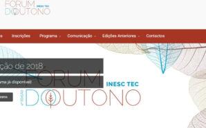 INESC TEC Fórum do Outono