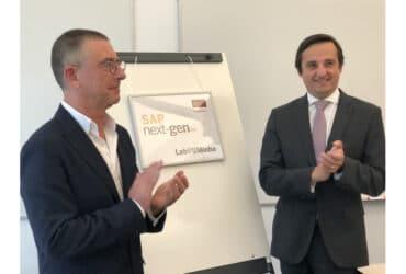 Inauguração laboratório SAP Next-Gen LAB@UMinho