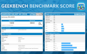 Lets Go Digital Geekbench Galaxy A9