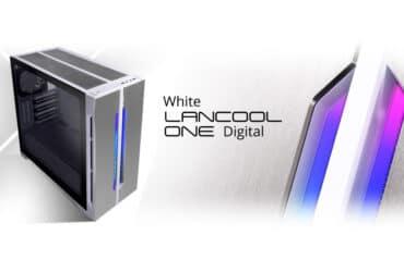 Lian Li LANCOOL One White
