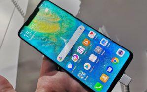 Huawei Mate 20 Pro apresentado oficialmente