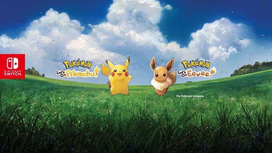 Nintendo Pokémon Lets Go