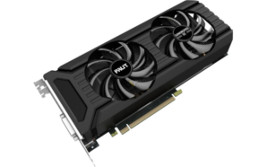 Palit GeForce GTX 1060 GamingPro OC+