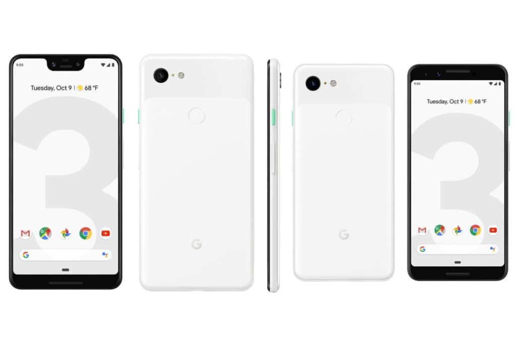 Pixel 3 - Pixel 3 XL