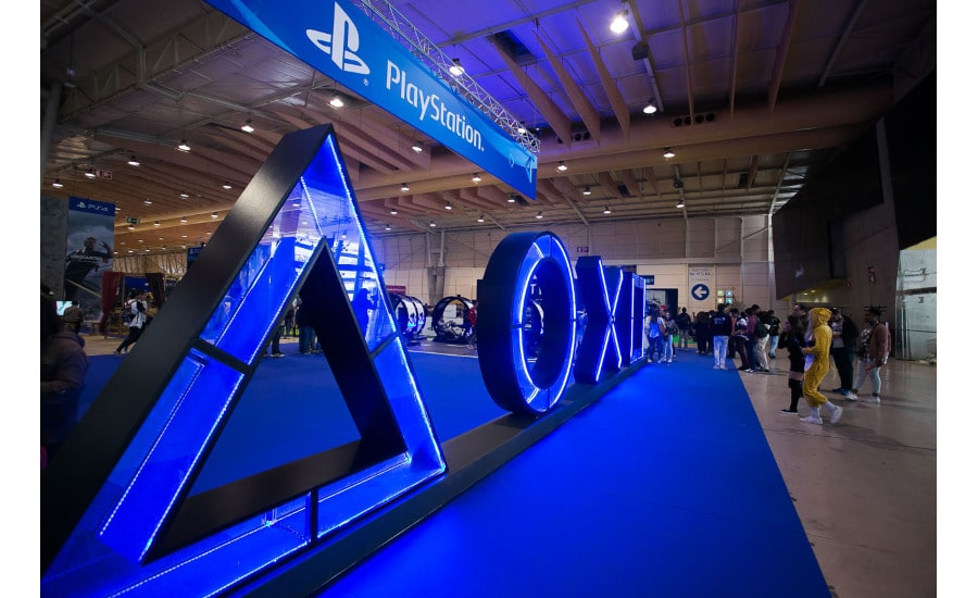 PlayStation LGW 16