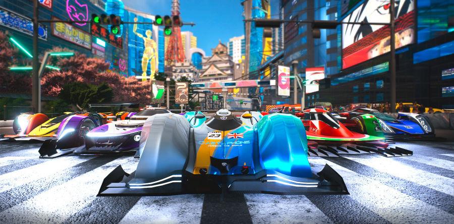SOEDESCO Steam Xenon Racer