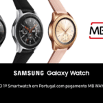 Samsung Galaxy Watch MB WAY