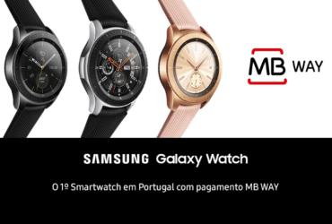 Samsung Galaxy Watch MB WAY