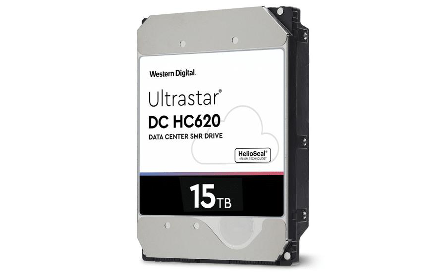 Western Digital Ultrastar DC HC620