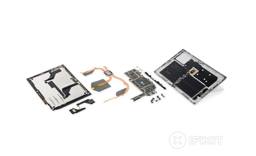 iFixit Surface Pro 6