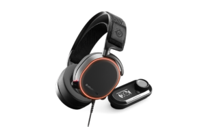 Play – SteelSeries Arctis Pro + GameDAC
