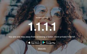 1.1.1.1 chega aos dispositivos móveis