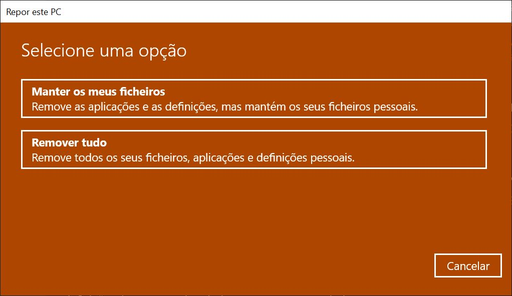 3.Opcao Windows