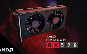 AMD Radeon RX 590 já é oficial (Vídeo)