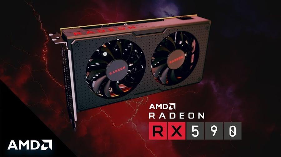 AMD Radeon RX 590
