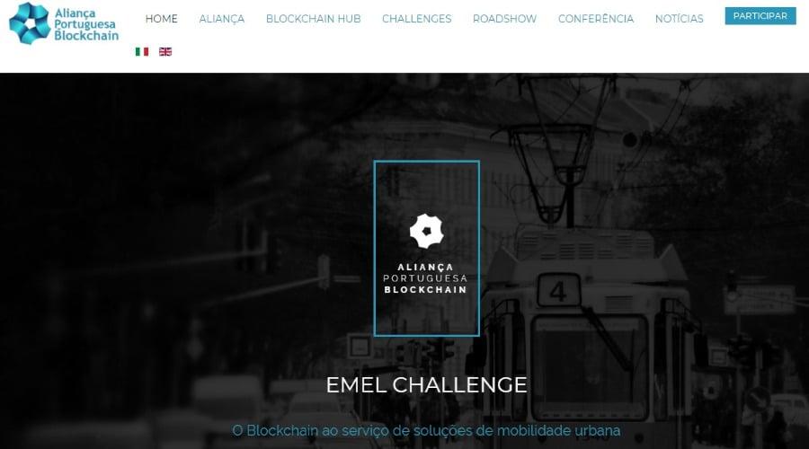 Aliança Portuguesa de Blockchain EMEL