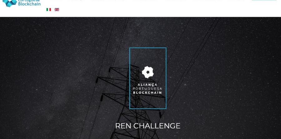 Aliança Portuguesa de Blockchain REN
