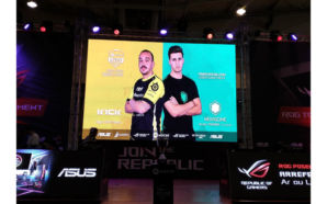 Asus Lisboa Games Week