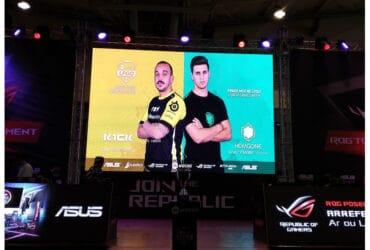 Asus Lisboa Games Week