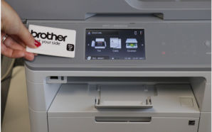 Brother Secure Print+