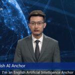 Jornalista virtual chinês