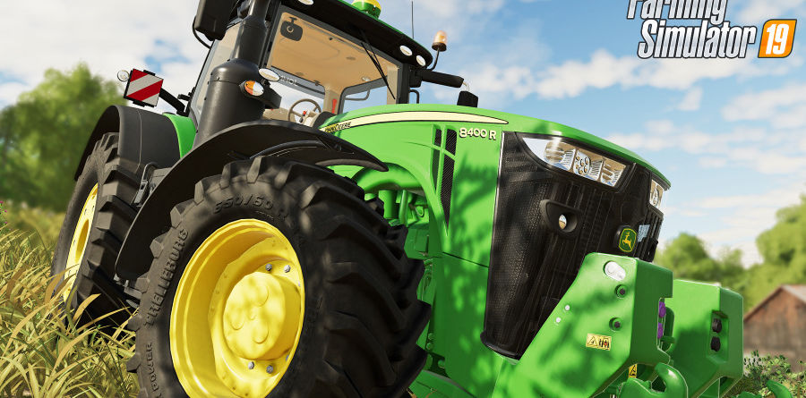 Focus Home Interactive Farming Simulator 19