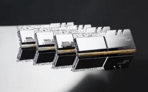 G.Skill revela novos kits de memória DDR4 Trident Z Royal