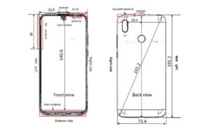 Huawei P Smart (2019) aprovado nos Estados Unidos