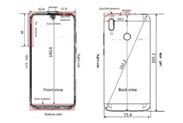 GSMArena FCC Huawei