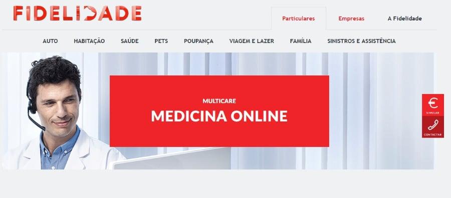 Grupo Fidelidade Medicina Online